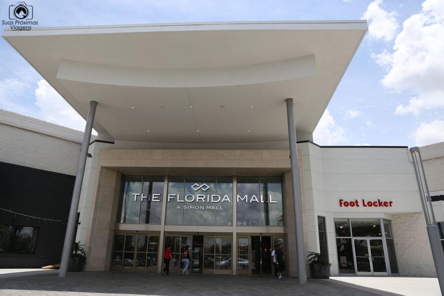 913bea9e8 Foto da entrada do The Florida Mall em Compras em Orlando